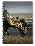 Bucking Bronco 2 Spiral Notebook