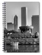 Buckingham Fountain - 2 Spiral Notebook