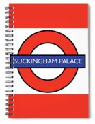 Buckingham Palace Spiral Notebook