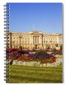Buckingham Palace, London, Uk. Spiral Notebook