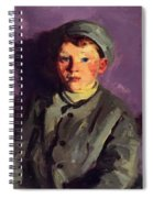 Bucko O Malley Charles 1924 Spiral Notebook