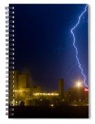 Bud Light  Ning Spiral Notebook