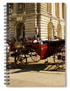 Vienna Buggy Man Spiral Notebook