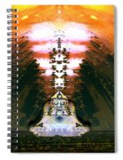 Buddahs Dream Spiral Notebook