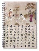 Buddha: Early Life Spiral Notebook