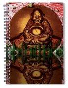 Buddha Garden Spiral Notebook