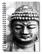Buddha Spiral Notebook