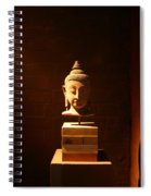 Buddhism In Belgium Spiral Notebook