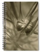Budding Beauty Spiral Notebook