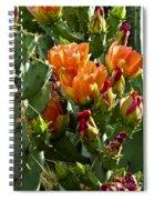 Buds N Blossoms Spiral Notebook