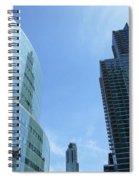 Bue Behemoths Spiral Notebook