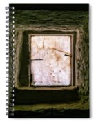 Buenos Aires Church Window Spiral Notebook