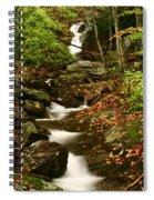Buff Creek Falls Spiral Notebook
