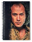 Buffalo Bill Spiral Notebook