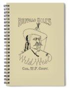 Buffalo Bill's Wild West - American History Spiral Notebook