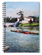 Buffalo  Fishing Day Spiral Notebook