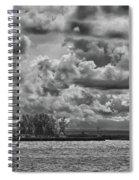 Buffalo Lighthouse 8111 Spiral Notebook