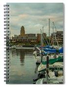 Buffalo New York Spiral Notebook