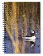 Bufflehead Spiral Notebook