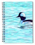 Buffleheads Spiral Notebook