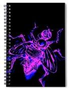 Bug 9 Spiral Notebook