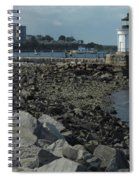 Bug Light Spiral Notebook