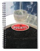Bugatti  Spiral Notebook