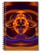 Bugged Spiral Notebook
