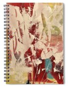 Bug's Garden Spiral Notebook