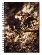 Bugs Life Spiral Notebook