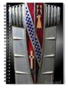 Buick Grill Emblem Spiral Notebook