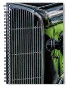 Buick Molson Washington Spiral Notebook