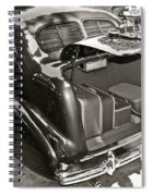 Buick Road Trip Spiral Notebook