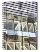 Building Closeup In Manhattan 10 Spiral Notebook