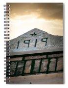 Building Date Spiral Notebook