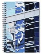 Building Reflection True Color Spiral Notebook