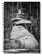 Building Rocks Spiral Notebook