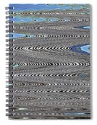 Building Stretch Abstract Spiral Notebook