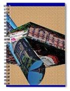 Buildings As Art Spiral Notebook