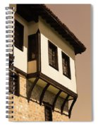 Bulgarian House Spiral Notebook