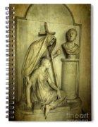 Bulkeley Memorial Spiral Notebook