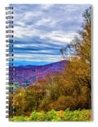 Bull Creek Valley Spiral Notebook