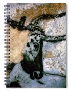 Bull: Lascaux, France Spiral Notebook