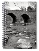 Bull Run Bridge Spiral Notebook