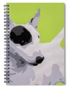 Bull Terrier Spiral Notebook