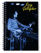 Bullfrog Blues 2 Spiral Notebook