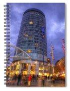 Bullring Centre Spiral Notebook