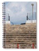 Bullring Stands In Majorca Spiral Notebook