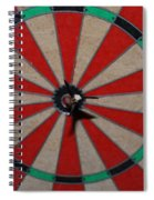 Bulls Eye Spiral Notebook