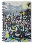 Bummer Flat11 Spiral Notebook